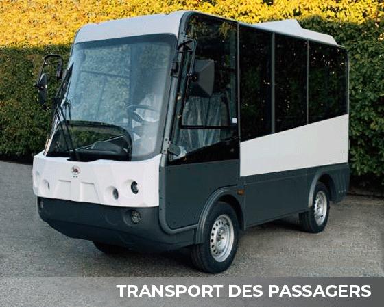 TRANSPORT-DES-PASSAGERS Véhicules électriques