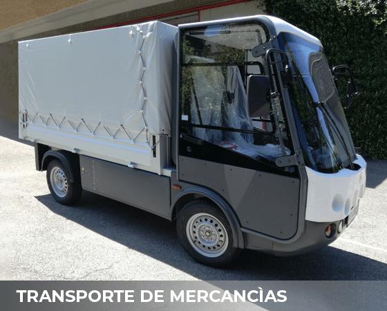 TRANSPORTE_DE_MERCANCIAS Vehículos Eléctricos